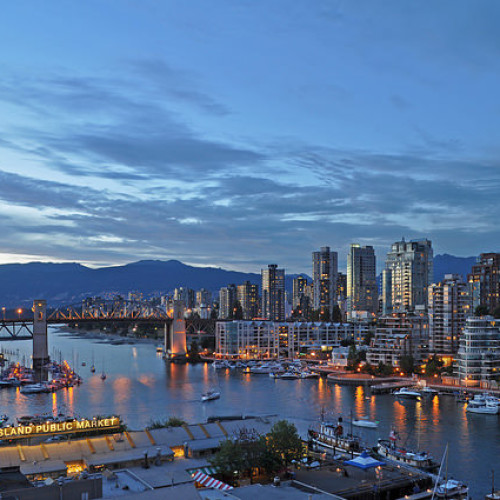 Downtown Vancouver Condos - by Harhsil Shah
