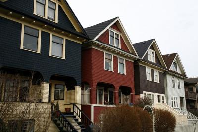 Kitsilano Houses