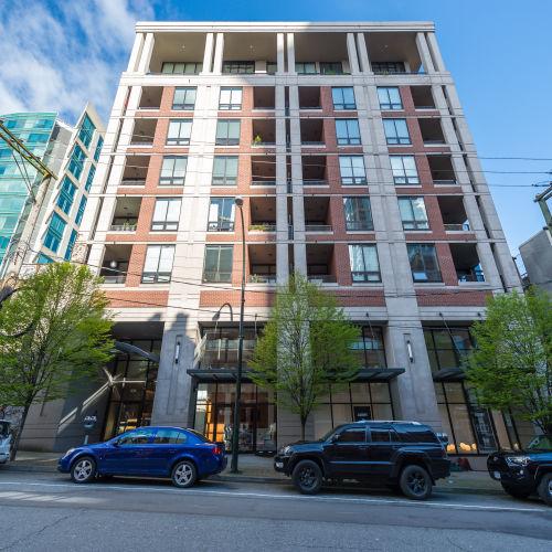 AlbrechtBrown Vancouver Condo 531 Beatty Street